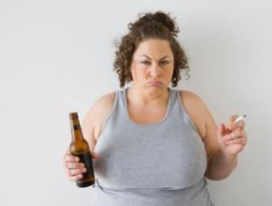 Отказ от вредных привычек сохранит вам здоровье