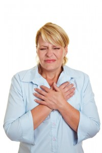 Причиной ночной одышки может быть сердечная недостаточность