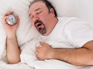 Остановки дыхания во сне - причина сонливости и переутомляемости