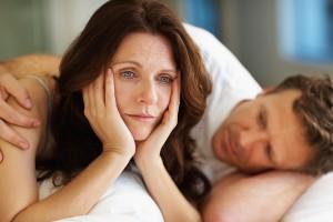 Очень часто храп проявляется у женщин в период менопаузы