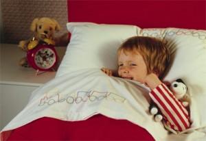 Нарушения сна могут развиться в любом возрасте.
