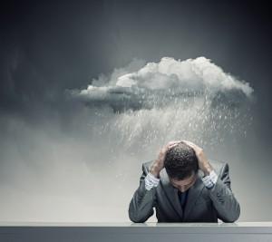 Апноэ может являться причиной депрессии, тревоги и раздражительности