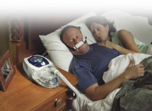 СИПАП-терапия поможет избавиться от ночного удушья и других проявлений апноэ сна