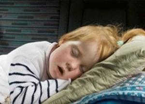 Храп у ребенка может быть признаком апноэ сна