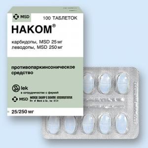 Допаминэргические препараты