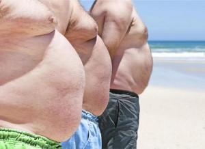 Люди с синдромом пиквика имеют избыточную массу тела и дыхательную недостаточность