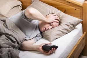 Часто причиной выраженной усталости являются нарушения сна