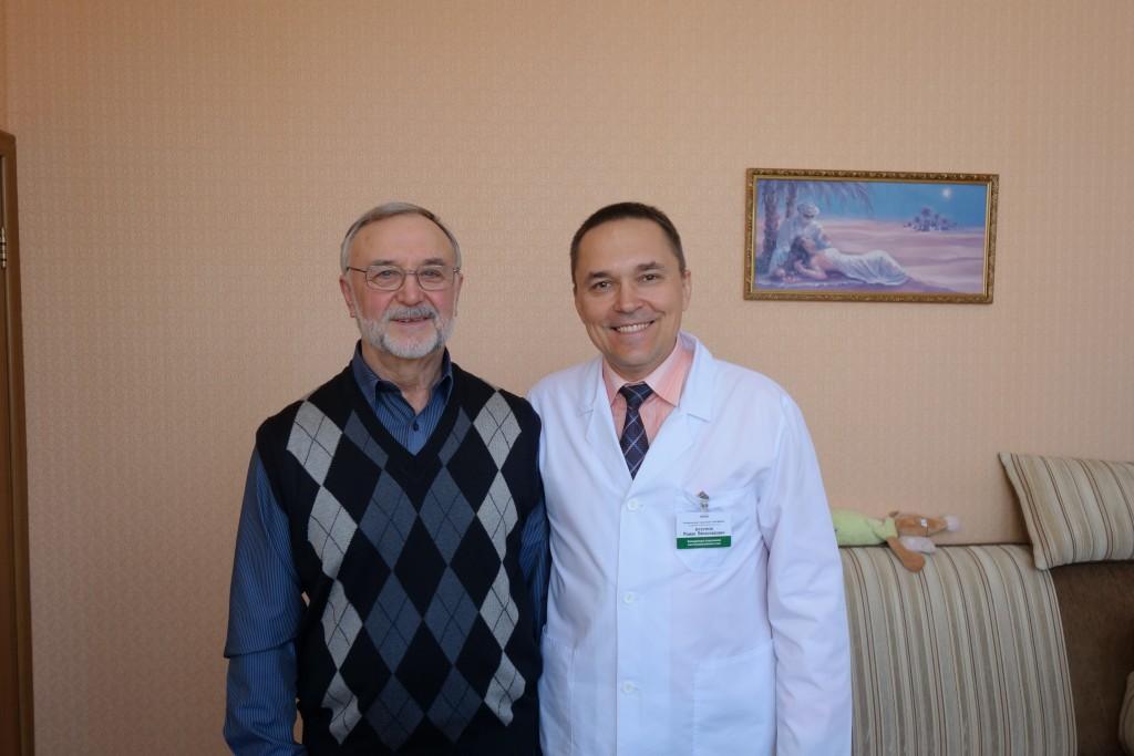 Пациент К. и Бузунов Р.В.