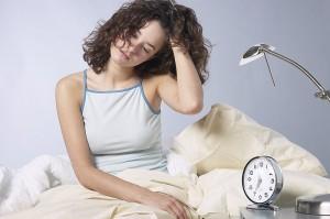 Бессонница приводит к снижению памяти и концентрации.