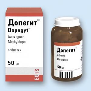 Лекарства для лечения артериальной гипертонии у беременных женщин.