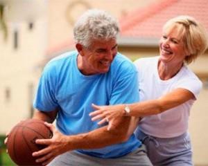 Умеренные физические нагрузки являются профилактикой инфаркта миокарда.