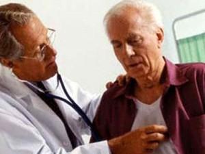 К несердечным причинам болей в груди относится невролгия.