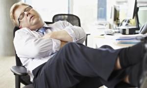 Днавная сонливость на работе - проявление социального Джет Лага