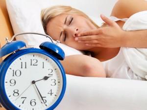 Накопленный за рабочую неделю дефицит сна компенсируется в выходные