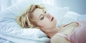 У людей с обструктивным апноэ сна боль в горле встречается очень часто