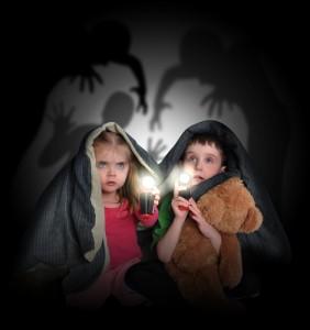 Чаще всего кошмары встречаются у детей