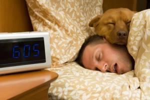 При сложностях с пробуждением стоит провериться на апноэ сна