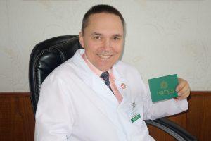 Бузунов Р.В. принят в Интернациональный союз писателей