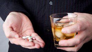 Совместимость белсомры и алкоголя
