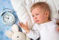 Причины плохого дневного сна у ребенка