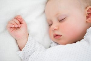 Помочь ребенку заснуть
