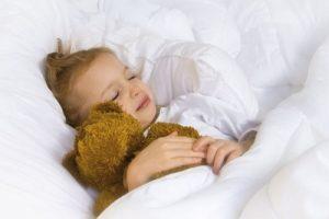 Длительность дневного сна детей