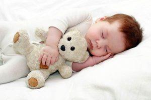 Правильная организация детского сна