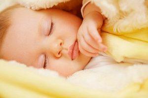 Организация ночного сна ребенка