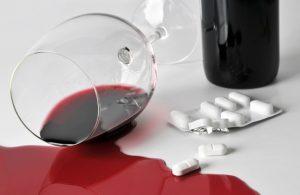Персен и алкоголь – совместимы ли эти два средства